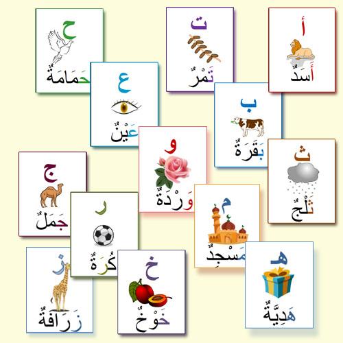 comment apprendre a ecrire les lettres en arabe